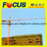 Reliable&Safety Tower Crane Qtz160 con 10tons Max. Load