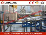 Het Vruchtesap van de Verkoop van China Drinkt Bottelmachine 3 in 1machines