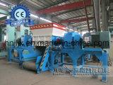 Matériau de HDPE de certificat de la CE déchiquetant écrasant la machine, défibreur de HDPE