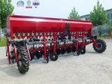 24 linhas plantador do trigo com o fertilizante combinado com o trator 80-90HP