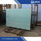 Vidro de gelado plano Sandblast de 8 mm para escritório