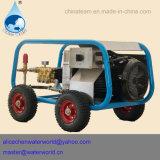 Máquinas elétricas da construção da limpeza da arruela com bomba de Hydaraulic