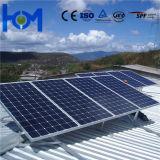 vidro solar modelado 3.2mm do baixo ferro do arco para o painel solar