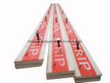 Agarrador de madera de calidad standard BRITÁNICO de la alfombra