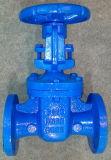 KleppenDIN3202 F5 Van een flens voorzien type pn10/pn16 van de gietijzerpoort