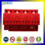 Ly6-80 385V 60ka 4pole Antenna Lightning Protection Fuse Type Power Surge Protector
