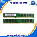 RAM фабрики польностью совместимый 1333MHz DDR3 4GB Shenzhen для настольный компьютер