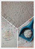 Type litière du chat de groupement sans poussière de bille de bentonite