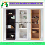Modernes Art-Melamin MDF-Pb-modulares Bücherregal
