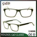 Het nieuwe Populaire Frame van het Schouwspel van het Oogglas Eyewear van de Acetaat In het groot Optische Sr6045