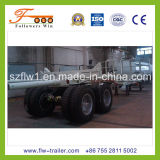2axle Timber Transport Trailer