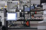 машина маркировки лазера волокна 20W 30W 50W Ipg для трубы, неметалла пластмассы PVC/HDP/PE/CPVC