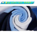 Conceptions plates de T-shirt de raie de Knit de Mens de Chustom
