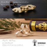 Hongdao Metallhandspinner AluminiumTorqbar Art-Unruhe-Spinner Toy_D