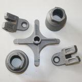 Сталь утюга металла разделяет заливку формы, отливку песка, отливку облечения