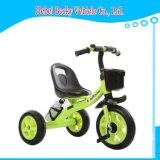 Rit de Met drie wielen van de Baby van de Autoped van de Baby van de Jonge geitjes van China op de Fiets van de Kinderwagen van de Auto