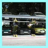 Levage commercial automatisé de stationnement de rue de garage de stationnement de plaza d'affaires de mail