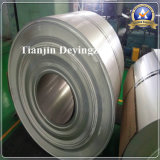 Bobine duplex S32205/S31803 d'acier inoxydable