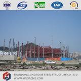 다중 이야기 Prefabricated 강철 구조물 상점가