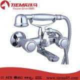 Robinet de baignoire / douche en laiton haute qualité en laiton (ZS57501)