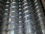 Bullone d'ancoraggio d'acciaio galvanizzato del TUFFO caldo, vite a terra