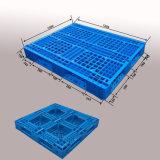 De standaard Op zwaar werk berekende Plastic Pallet van de Grootte voor Opslag en Logistiek