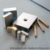 Aimant de bloc. Aimant permanent de NdFeB de cylindre de qualité. N33-N52 ; 38m-48m ; 35h-48h ; 30sh-45sh ; 30uh-45uh ; 38eh