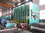 Конвейерная леча давление/горячую вулканизируя машину для того чтобы соединить резиновый конвейерные