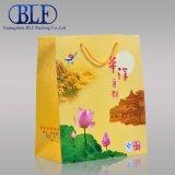 Einkaufen-Träger-verpackender Papierbeutel