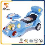 Carro de venda quente do balanço do bebê com a cesta da fábrica de China