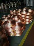 99.99 Tubo di rame di purezza (C11000, C17200, C12200, C17500, C10200)