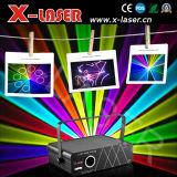 Het Licht van de Laser RGB1000mW van de club ILDA