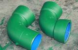 Curvatura Ductile do encaixe de tubulação da água do ferro, cotovelo En545 En598 ISO2531