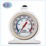 BimetaalThermometer van de Oven van het roestvrij staal de Kokende