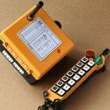 Bouton poussoir en deux étapes à télécommande pour la pompe concrète F24-14D