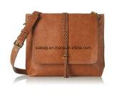 標準的なPU Crossbody袋の女性の方法袋の復元