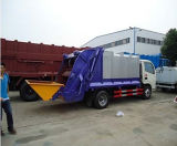 Faw Cleaning 4X2 Mini Garbage Truck