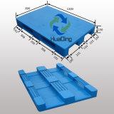 Plastikladeplatte mit 3 Seitentrieben enden, schlossen Plattform,