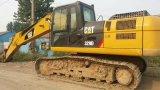 Excavatrice japonaise d'occasion Caterpillar 329d 2011