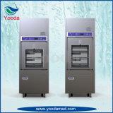 Desinfecção automática completa da lavadora de porta solta