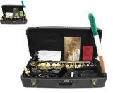 Niquelar preto saxofone chapeado &Silver&Nickel chapeado do saxofone do alto do Eb (WSS-896)