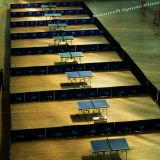 Настил PVC спортов теннисных кортов таблицы с сбыванием стандарта 2017 Ittf горячим