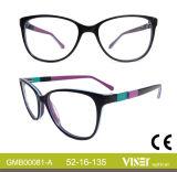De Glazen van de Frames van het oogglas, Optische Frames (81-c)