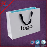 ロゴの昇進袋の買物袋