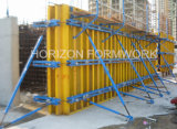 Muro de cemento reutilizable Formwork con Film Faced Plywood