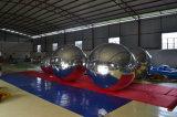Большой раздувной шарик зеркала клуба шарика зеркала PVC как украшение этапа раздувное