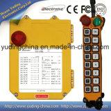 Carro de transferência de controle remoto elétrico resistente, F21-16s de controle remoto