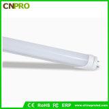 Am meisten benutztes 8FT 2400mm 2.4m R17D LED T8 Gefäß-Licht des Lager-