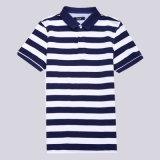 Baumwoll-/Polyester-Polo-Hemd, bunte Farben-Baumwollpolo-Hemden für Männer