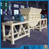 O plástico/borracha contínua/aço Waste/podem/pneumáticos/eixo biaxial/fábrica de madeira industrial do Shredder